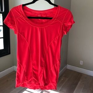 ZELLA HOT PINK work out top